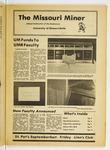 The Missouri Miner, September 07, 1978