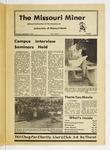 The Missouri Miner, September 21, 1978
