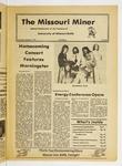 The Missouri Miner, October 05, 1978