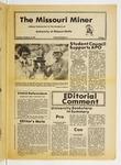 The Missouri Miner, November 16, 1978