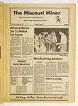 The Missouri Miner, November 30, 1978