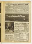 The Missouri Miner, February 22, 1979