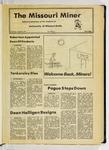 The Missouri Miner, August 23, 1979