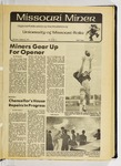 The Missouri Miner, August 30, 1979