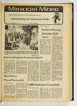 The Missouri Miner, September 27, 1979