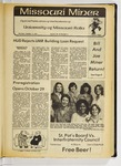 The Missouri Miner, October 11, 1979