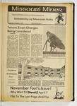 The Missouri Miner, November 01, 1979