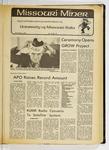 The Missouri Miner, November 08, 1979
