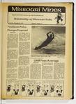 The Missouri Miner, November 29, 1979