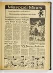 The Missouri Miner, December 06, 1979