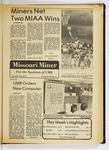 The Missouri Miner, January 24, 1980