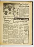 The Missouri Miner, January 31, 1980