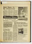 The Missouri Miner, February 07, 1980
