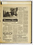 The Missouri Miner, February 28, 1980