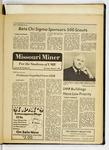 The Missouri Miner, March 06, 1980