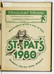The Missouri Miner, March 12, 1980 -- St. Pat's Issue