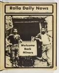 The Missouri Miner, August 28, 1980