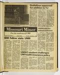 The Missouri Miner, September 04, 1980