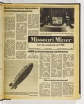 The Missouri Miner, September 11, 1980