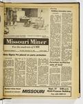 The Missouri Miner, September 25, 1980