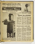 The Missouri Miner, October 02, 1980