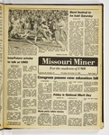 The Missouri Miner, November 13, 1980