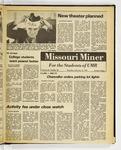 The Missouri Miner, February 12, 1981