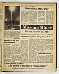 The Missouri Miner, February 26, 1981