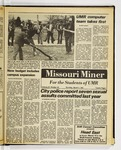 The Missouri Miner, March 05, 1981