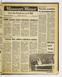 The Missouri Miner, April 02, 1981