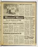 The Missouri Miner, April 23, 1981