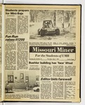 The Missouri Miner, May 07, 1981