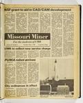 The Missouri Miner, September 03, 1981