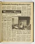 The Missouri Miner, September 24, 1981