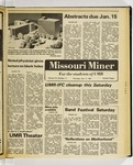 The Missouri Miner, November 05, 1981