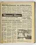 The Missouri Miner, December 10, 1981