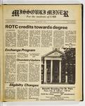 The Missouri Miner, February 11, 1982