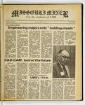 The Missouri Miner, March 11, 1982