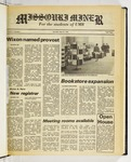 The Missouri Miner, August 26, 1982