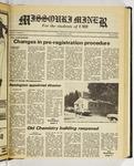 The Missouri Miner, September 02, 1982