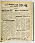 The Missouri Miner, September 09, 1982