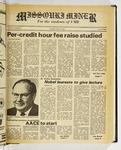 The Missouri Miner, September 23, 1982