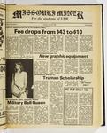The Missouri Miner, October 28, 1982