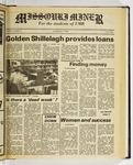 The Missouri Miner, November 04, 1982