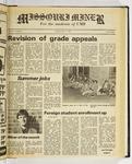 The Missouri Miner, November 11, 1982