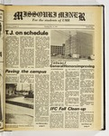 The Missouri Miner, November 18, 1982