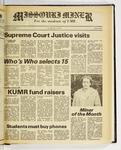 The Missouri Miner, February 10, 1983