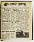 The Missouri Miner, February 24, 1983