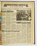 The Missouri Miner, March 03, 1983