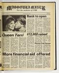 The Missouri Miner, March 24, 1983